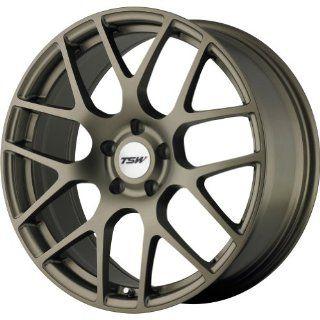 TSW Nurburgring Matte Bronze Wheel (18x8/5x112mm)