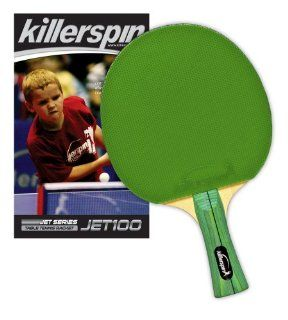 Killerspin 110 01 Jet 100 Table Tennis Racket Sports