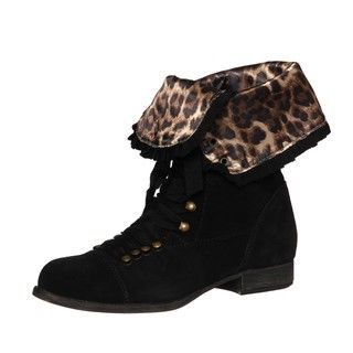 Betsey Johnson Womens Tyllerr Cuffed Boots FINAL SALE