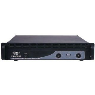 Pyle pro Pta1000 Professional Power Amplifier 1000 Watt