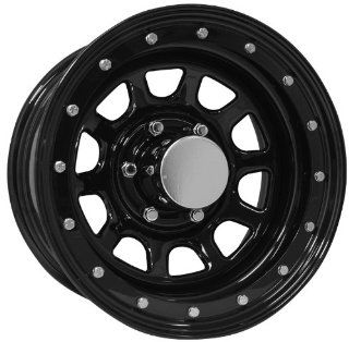 Pro Comp Alloys 152 Painted Black Wheel (15x10/5x114.3mm)