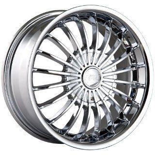 MPW MP 501 Chrome Wheel (16x7/10x114.3mm)    Automotive