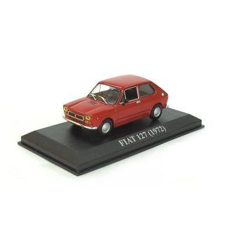 127 (1972) 143 IXO   Achat / Vente MODELE REDUIT MAQUETTE Fiat 127