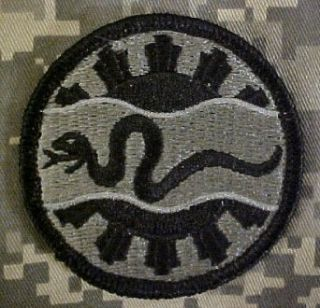 116th ACR (Armored Cavalry Regiment) ACU Patch Clothing