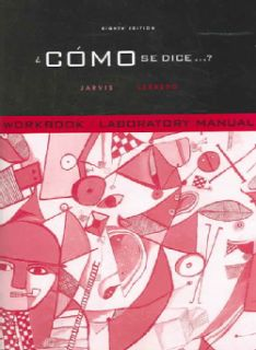 Como Se Dice (Paperback) Today: $130.43