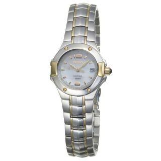 Seiko Womens Coutura Two tone Steel Quartz Watch