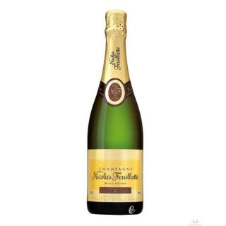 75 cl   Achat / Vente CHAMPAGNE Nicolas Feuillate Brut 75 cl