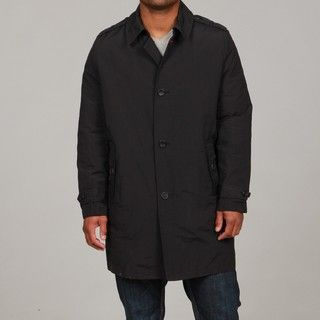 Tommy Hilfiger Mens Trench Coat