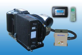 14000 Btu/h Self Contained Marine Air Conditioner and Heat