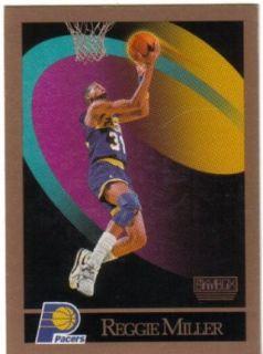 1990 91 SkyBox #117 Reggie Miller [Misc.] Sports