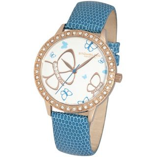 Stuhrling Original Womens Fantasia Swiss Quartz Watch