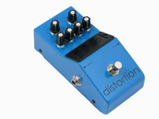 Fender Starcaster Distortion EQ Pedal Musical Instruments