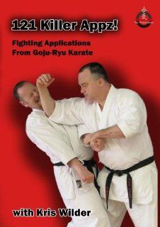 121 Killer Appz! Fighting Applications From Goju Ryu