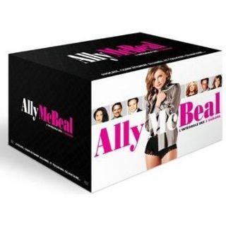 Coffret intégrale Ally Mc Beal en DVD SERIE TV pas cher