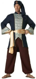 Adult Super Deluxe Royal Sultan Costume   Mens XL