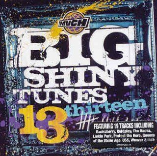 Big Shiny Tunes 13 Various Artists Music