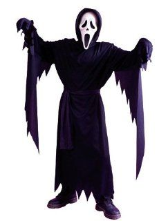 Scream 4 Childs Halloween Fancy Dress Costume & Mask S