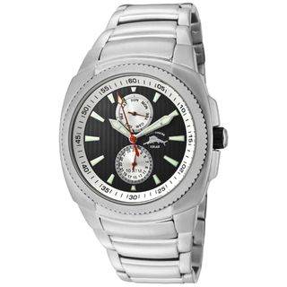 Tommy Bahama Relax Mens Land Lover Stainless Steel Watch