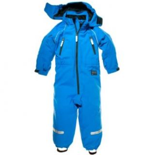 POLARN O. PYRET FLEECE LINED SHELL OVERALL (CHILD
