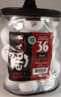 Precept Lady White Recycled Golf Balls (Pack of 72)