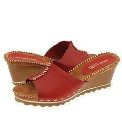 Whats What by Aerosoles Heat Wave Red Leather