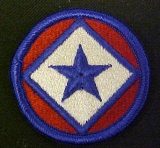 122nd Regional Readiness Command / ARCOM Full Color Dress