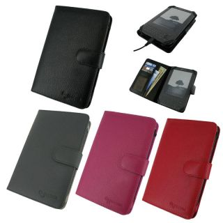 rooCASE Kindle 3 Leather Folio Case