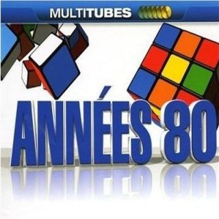 ANNEES 80   Achat CD COMPILATION pas cher