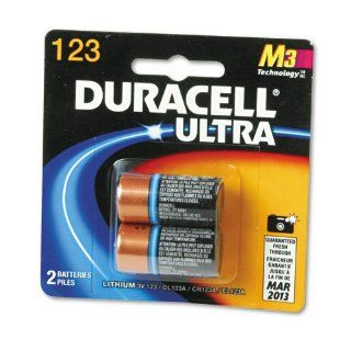 Duracell Products   Duracell   Ultra High Power Lithium Battery, 123