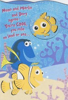 Finding Nemo Valentines Day Nemo and Marlin and Dory