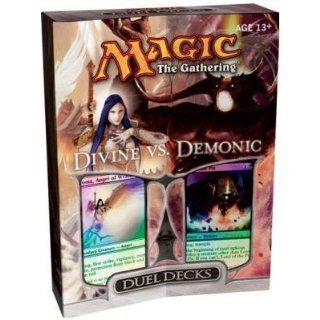 Magic the Gathering Duel Decks   Divine vs Demonic Theme