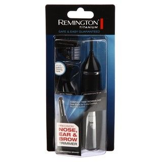 Remington ComforTrim Dual blade Nose, Ear and Brow Trimmer