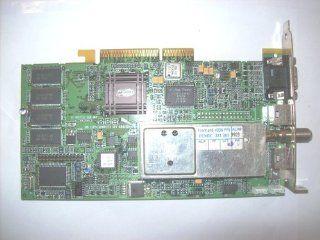 ATI All in Wonder 128 PRO 32MB AGP Video Card TV Tuner
