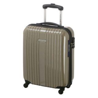 TRAVEL WORLD Valise trolley LOW COST MONACO Beige   Achat / Vente