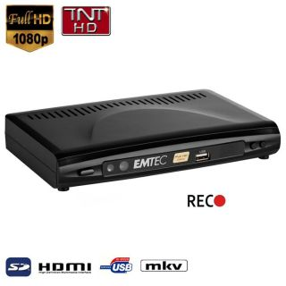 EMTEC N150H Movie Cube   Achat / Vente LECTEUR MULTIMEDIA EMTEC N150H