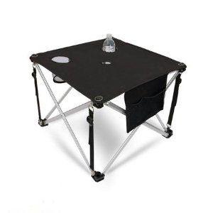 HEAVY DUTY Oasis Super Compact Table UNIQUE W/ UMBRELLA