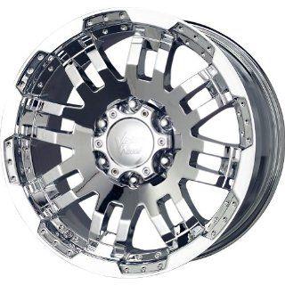 Vision Warrior 375 Chrome Wheel (17x8/5x127mm)