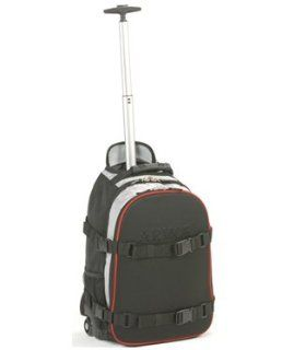 Armor #130 Rolling Carry on Durable Backpack Travel Bag