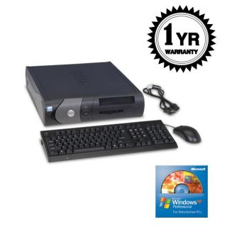 Dell GX260 2 GHz 512MB 40GB Desktop Computer (Refurbished)