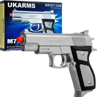 M777S Spring Airsoft Hand Gun PISTOL FPS130 SIZE 6