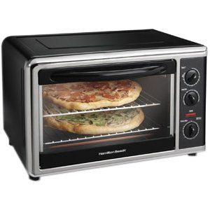 Hamilton Beach 31100 Electric Oven. CONVECTION OVEN