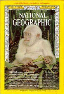 Magazine, March 1967 Albino Gorilla Cover (Volume 131, No. 3): Books