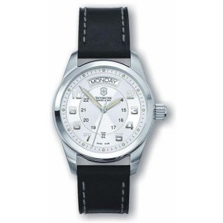 Swiss Army Mens Ambassador Day and Date Watch