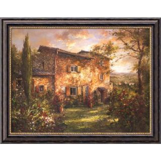 Andino Tuscan Farm House Framed Art
