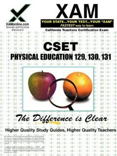 CSET Physical Education 129, 130, 131 (XAM CSET