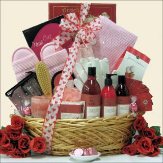 Spa Haven Valentines Day Spa Gift Basket Today $149.99