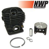 Nwp Big Bore Cylinder Assembly (54Mm) For Dolmar 7900