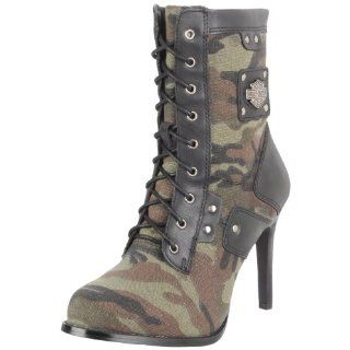 Harley Davidson Womens Obsession Motorcycle Boot Shoes