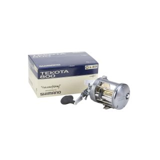 Shimano Tekota 800 Conventional Fishing Reel