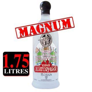 Vodka Youri Dolgorouki 1.75 Litres Magnum   Achat / Vente VODKA Youri